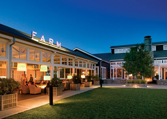 FARM at Carneros Inn